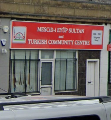 Balgreen Mosque And Turkish Community Centre Edinburgh