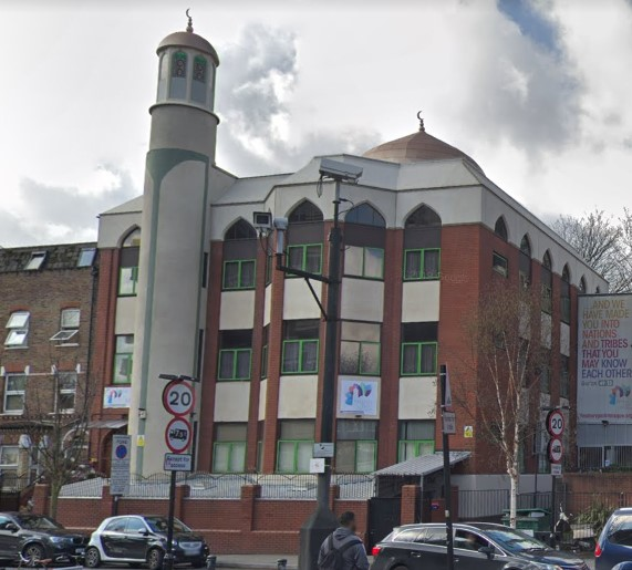 Finsbury Park Mosque London