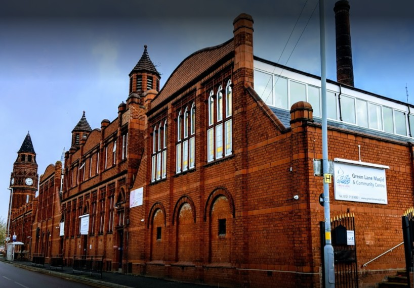 Green Lane Masjid & Community Centre Birmingham