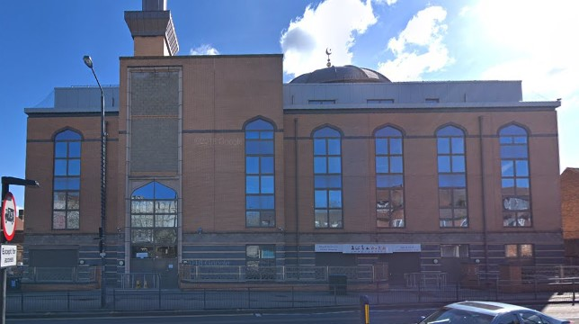Harrow Central Mosque London