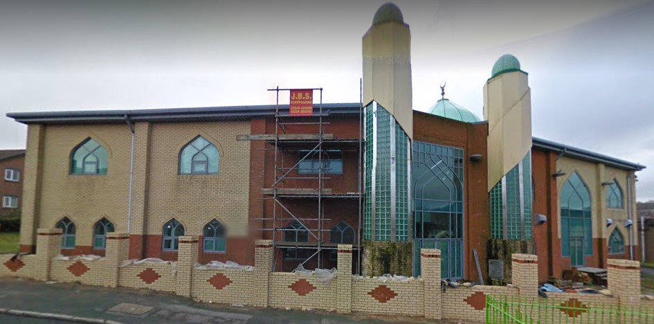 Islamic Cultural Centre and Jaame Mosque Blackburn