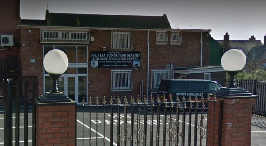 Jalalia Sunni Jami Masjid & Islamic Education Centre Walsall