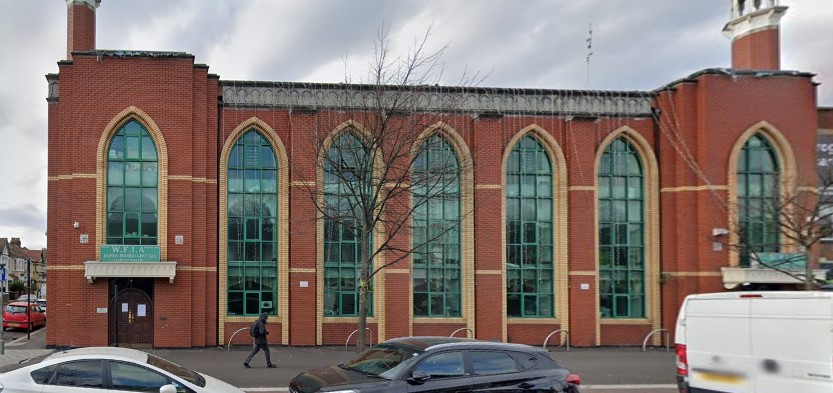 Jamia Masjid Ghosia London