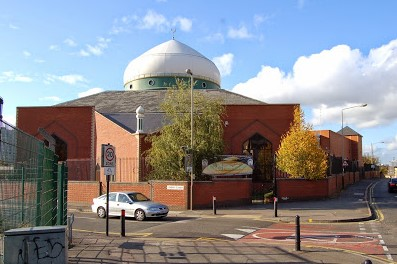 Leicester Central Mosque