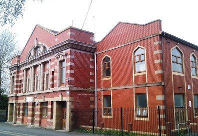 Masjid-e-Sajideen and Madressa-e-Islamiah Blackburn