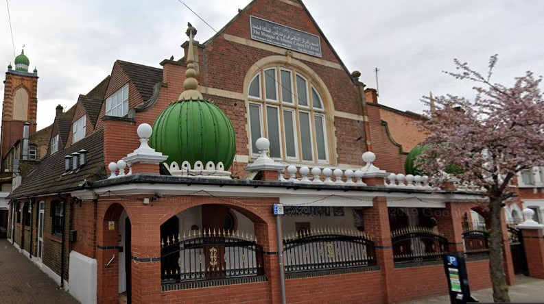 Mosque & Islamic Centre of Brent London